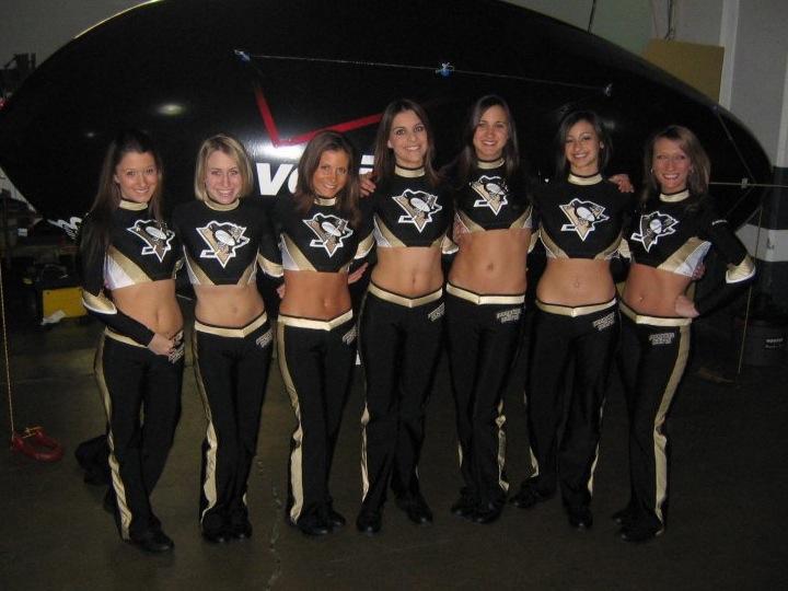 Penguins Girls vs. Capitals Girls