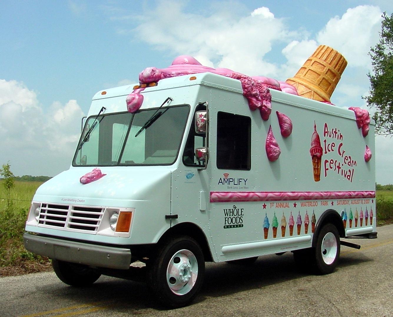 Ice Cream Food Truck Names