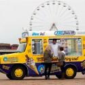 Amphibious Flake 99 Ice Cream Van