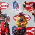 thumbs pro challenge podium ceremony 2