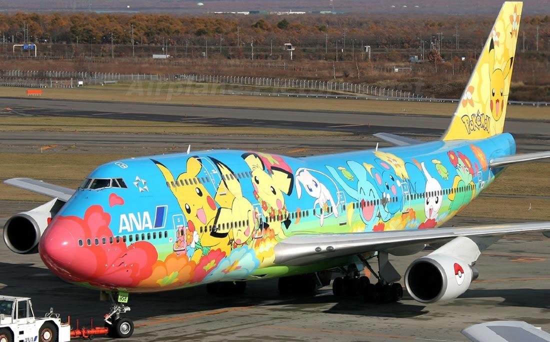 Japan S Pok 233 Mon World Cup Jet