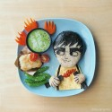 thumbs lee samantha food art 05