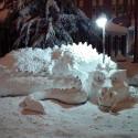thumbs pop culture snow sculpture 14