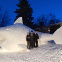 thumbs pop culture snow sculpture 22