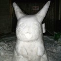 thumbs pop culture snow sculpture 29