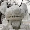 thumbs pop culture snow sculpture 41