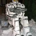 thumbs pop culture snow sculpture 42