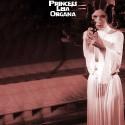 thumbs princess leia Star Wars wallpaper