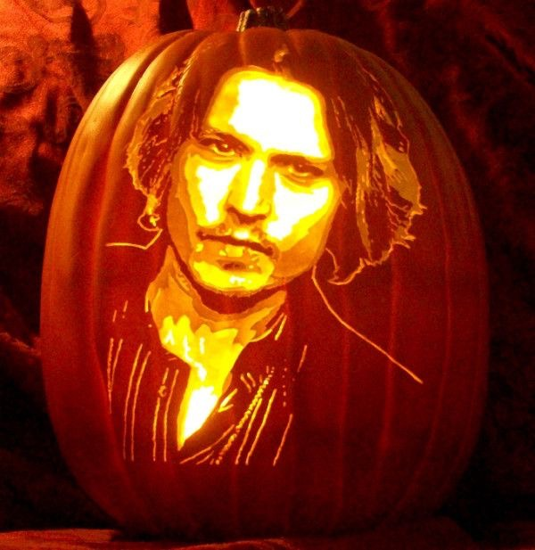 Movie and Celebrity FREE Pumpkin Carving Patterns