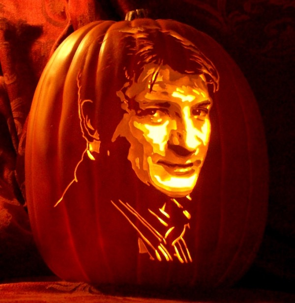 Custom portrait pumpkins - celebritypumpkin.com
