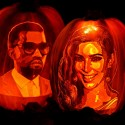thumbs celebrity pumpkin carving 12