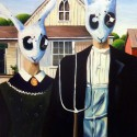 thumbs rabbit gothic by wytrab8