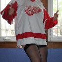 thumbs red wings girls 12
