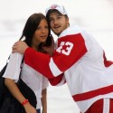 thumbs red wings girls 24