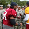 thumbs redskins military training camp 20