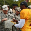 thumbs redskins military training camp 22
