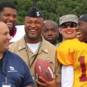 thumbs redskins military training camp 62