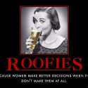 thumbs roofies roofies demotivational poster 1246648606