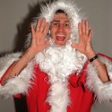 thumbs athletes santa claus suit 17