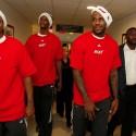 thumbs athletes santa claus suit 29