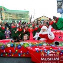 thumbs web santa in indy car