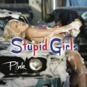 thumbs pink stupid girls