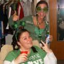 thumbs sexy st patricks day girls 44