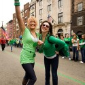 thumbs sexy st patricks day girls 52