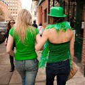 thumbs sexy st patricks day girls 56