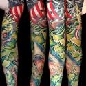 thumbs awesome shark tattoo 5