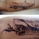 thumbs shark tattoo 013
