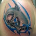 thumbs shark tattoo 067