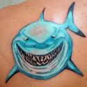thumbs shark tattoo 072