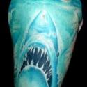thumbs shark tattoo 089