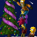 thumbs christmas teamwork xd by sideshowboblover d4o3dys