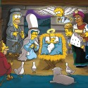 """THE SIMPSONS: Homer and family deliver holiday cheer in THE SIMPSONS episode """"Simpsons Christmas Stories"""" airing Sunday, Dec. 18 (8:00-8:30 PM ET/PT) on FOX.  ™©2005THE SIMPSONS and TCFFC ALL RIGHTS RESERVED.  ©2005FOX BROADCASTING CO.  CR:FOX"""