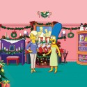 """THE SIMPSONS: Marge writes a letter to Martha Stewart (guest-voicing as herself) asking for help to save the family Christmas tradition in the all-new \""""The Fight Before Christmas\"""" episode of THE SIMPSONS airing Sunday, Dec. 5 (8:00-8:30 PM ET/PT) on FOX.   THE SIMPSONS ™ and © 2010 TTCFFC ALL RIGHTS RESERVED."""