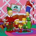 thumbs simpsons christmas 10