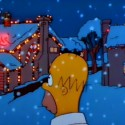 thumbs simpsons christmas 12