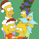 thumbs simpsons christmas 15