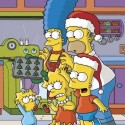 thumbs simpsons christmas 17