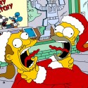 thumbs simpsons christmas 18