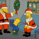 thumbs simpsons christmas 19
