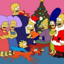 thumbs simpsons christmas 20