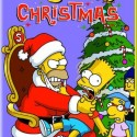 thumbs simpsons christmas 23