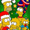 thumbs simpsons christmas 26
