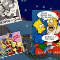 thumbs simpsons christmas 27