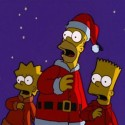 thumbs simpsons christmas 28