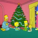 thumbs simpsons christmas 29