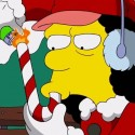 thumbs simpsons christmas 32